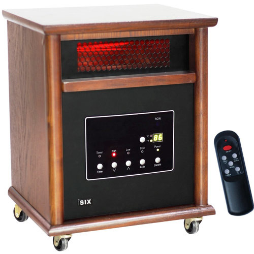 Lifesmart Power Plus 6 Infrared Heater – Review and Price Compare