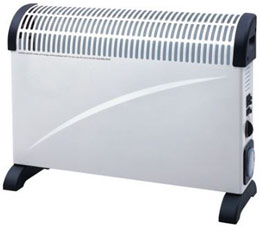 Radiant Heaters vs. Convection Heaters